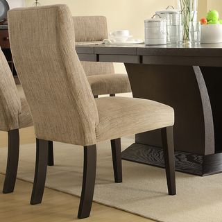 TRIBECCA HOME Charles Espresso 7-piece Contemporary Dining Set | Overstock.com Shopping - The Best Deals on Dining Sets 1260.00