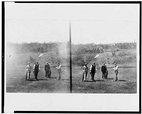Photo: Andrew Carnegie,Party,St. Andrew Golf Links,Westchester County,New York,c1911 * You can get additional details at the image link.