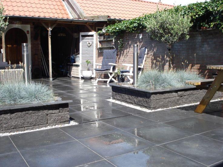 Onderhoudsvrije tuin google zoeken tuin pinterest gardens - Eigentijds pergola design ...