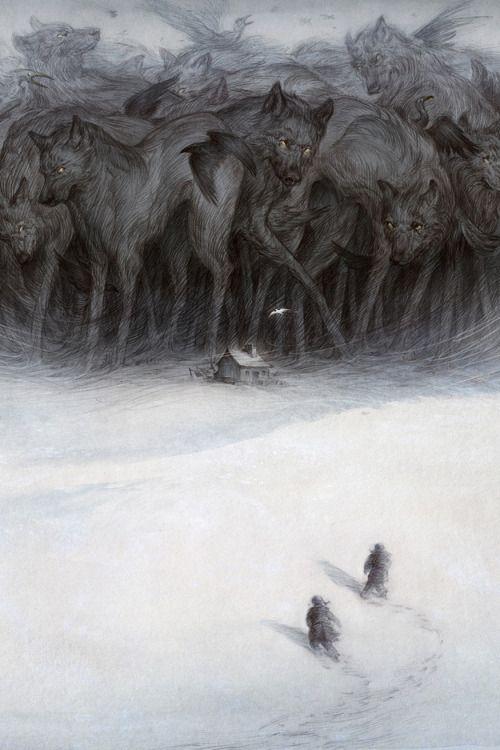 theartofanimation:  Rovina Cai -...