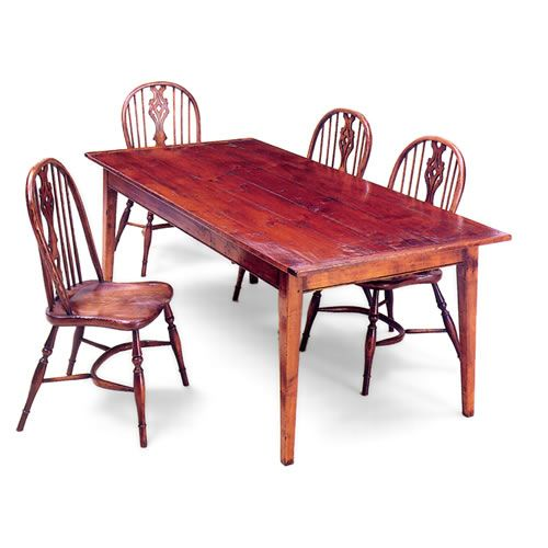 Shop For Holland U0026 Co French Farm Table, And Other Tables At  Kravet Edesigntrade In New York, NY. Shown In Cherry, Also Available In  Walnut Or Oak.