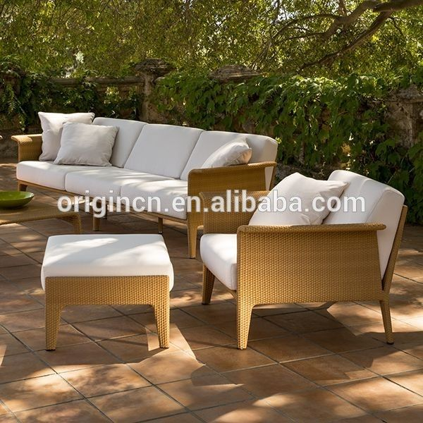 Lounge sofa rattan  31 best Outdoor lounge images on Pinterest | Outdoor lounge ...