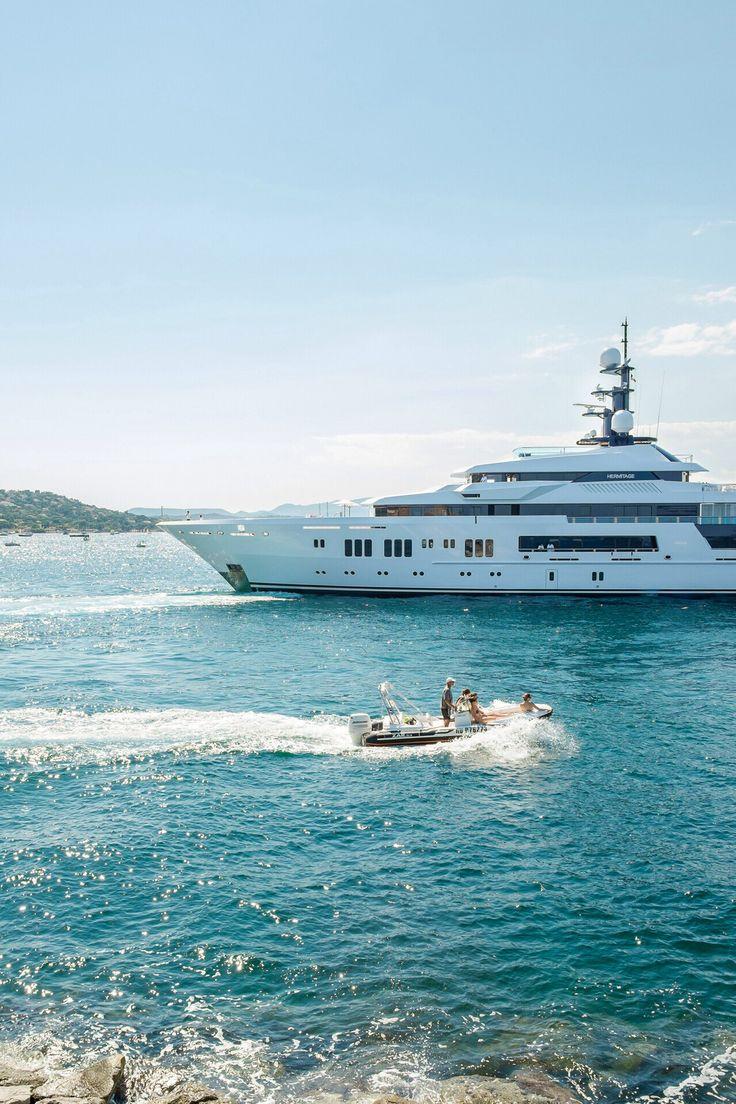Luxus segelyacht holz  260 besten Luxus Yacht Bilder auf Pinterest | Superyachten ...