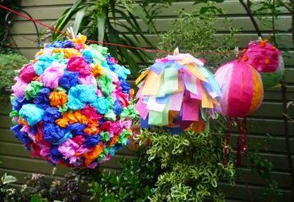 Cómo hacer una piñata casera