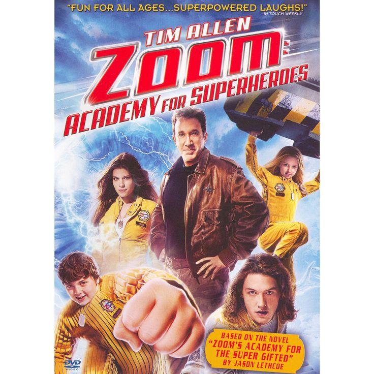 Zoom Academy for Superheroes Películas completas