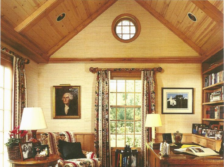 Vaulted Wooden Ceiling Would Really Like To Do This To
