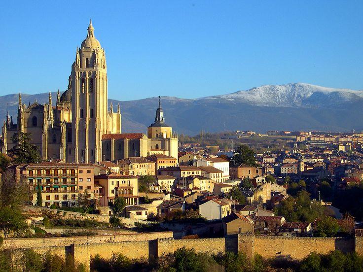 Segovia, székesegyház