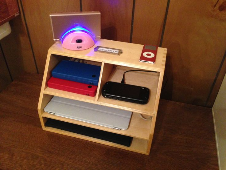 17 Best Images About Charging Stations Ideas On Pinterest