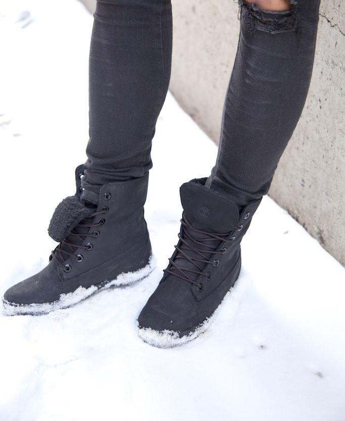 Timberland Glastenbury Black. Loveit! | CLOTHING - Boots ...