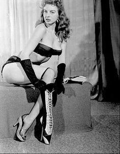 PinUps on Pinterest | Bettie Page, Tempest Storm and ...