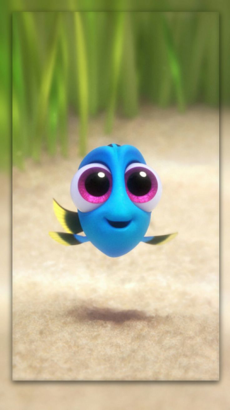 Cute Princess Cartoon Wallpapers 53 Best Finding Nemo Dory Wallpaper Images On Pinterest