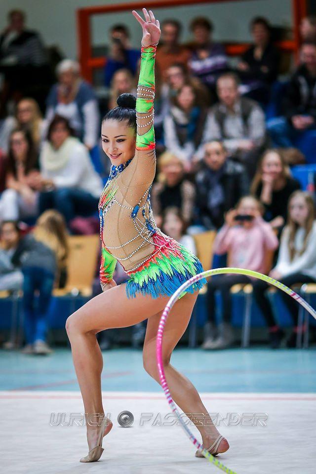 Jana Berezko Marggrander (Germany), Gymnastik International Fellbach-Schmiden 2016