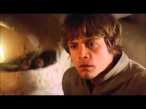 Luke and Yoda bad lip reading . How have I not seen this before?