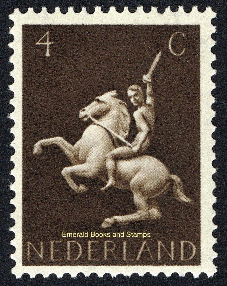 EBS German-occupied Netherlands 1943 Germanic Symbols Michel 405-411 MNH** in Stamps, Europe, Norway | eBay!