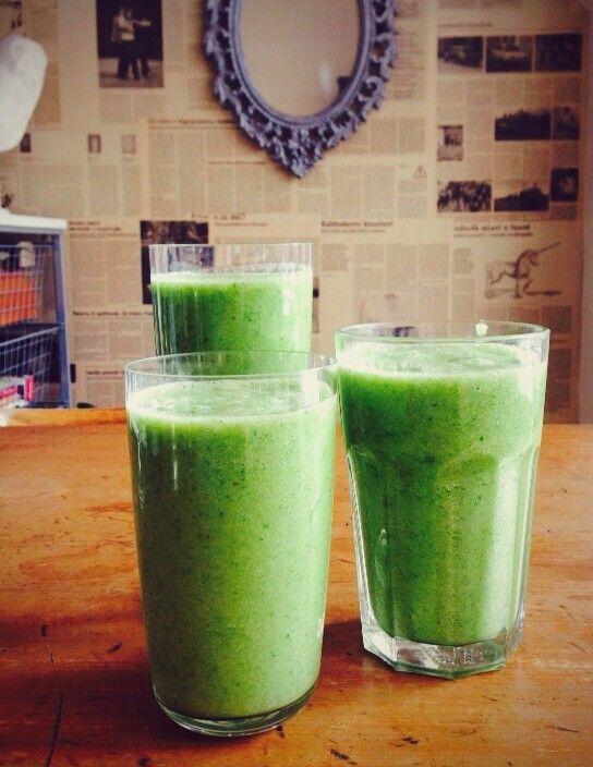 jugo verde rico con MIOMAT