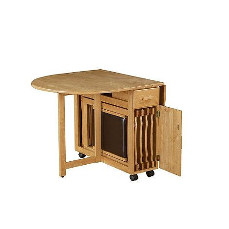 Oak effect 39 stowaway 39 extending table tables and dining for Stowaway dining table