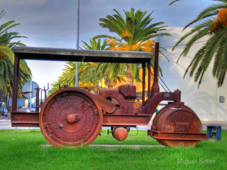 Felanitx, Balearic Islands, Spain Apisonadora en Felanitx | Flickr - Photo Sharing!
