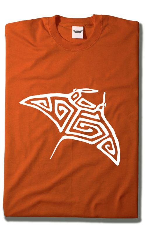 Camiseta Manta Raya
