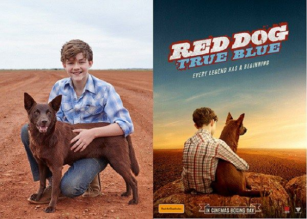 Red Dog True Blue, a Movie Review. This is one for the kids to see with there Grandparents read more on lisasaurus.com