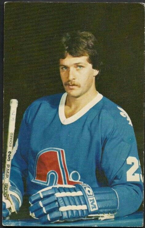 Jacques Richard | Quebec Nordiques | NHL | Hockey