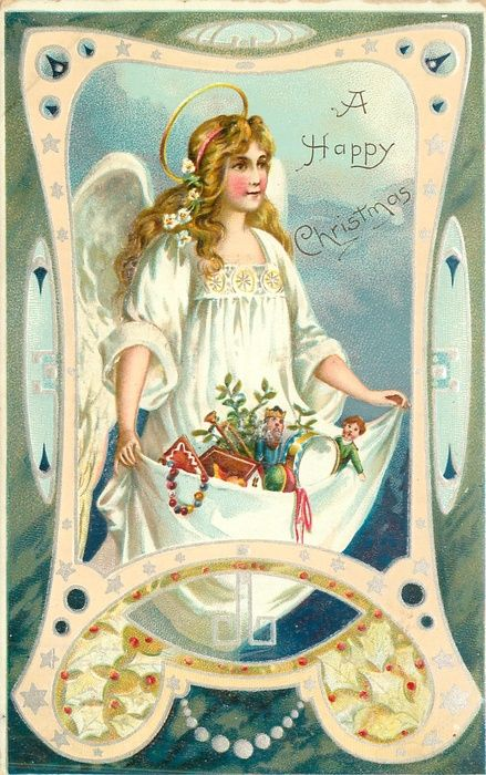 398 Best Vintage Religious Christmas Cards Images On