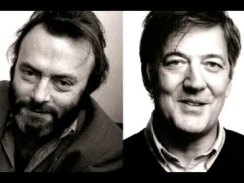 Christopher Hitchens and Stephen Fry - Blasphemy [2006] - YouTube