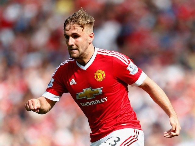 Luke Shaw hopes to make Manchester United comeback before end of season