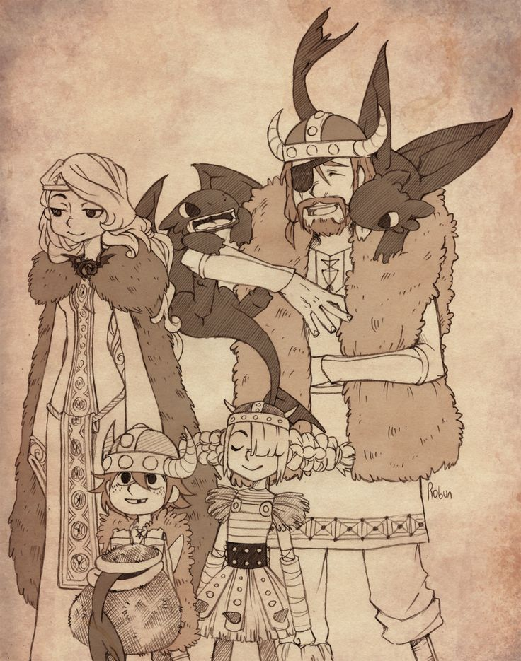 Httyd Fanfiction Toothless Family