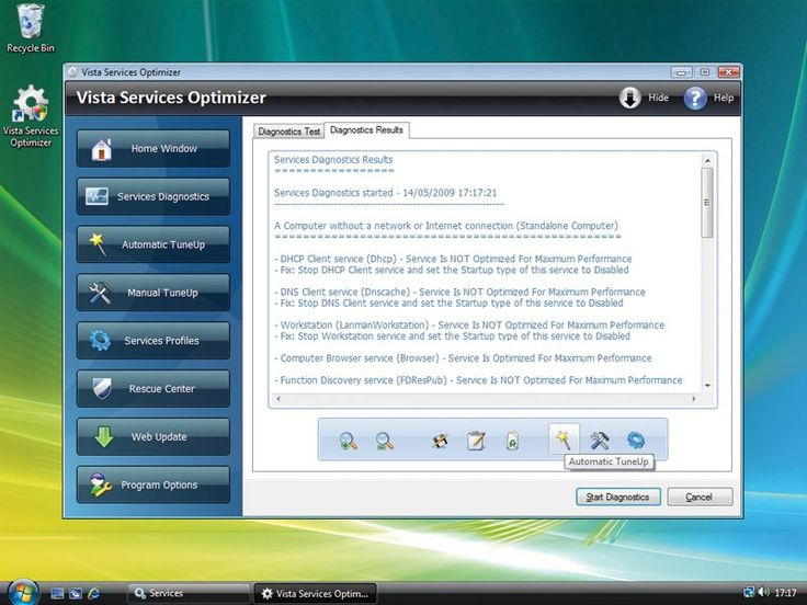Streamline Windows services for a faster PC | Speed up Windows 7, Vista and XP with a few quick tweaks Buying advice from the leading technology site