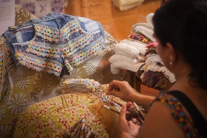 Fill Sete Jeans lança projeto com rendeiras