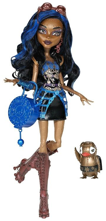 Robecca Steam/merchandise - Monster High Wiki