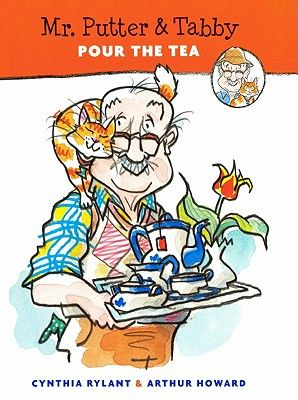 Mr. Putter and Tabby Pour the Tea. One of my favorite series, quiet and delightful.