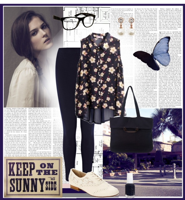 """""""Super Cute & Cheap Outfit"""" by allisonmcg99 ❤ liked on Polyvore"""