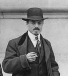 Futurist important people: Carlo Carra.  Italian painter and author whose work placed him firmly at the forefront of the Futurist movement.