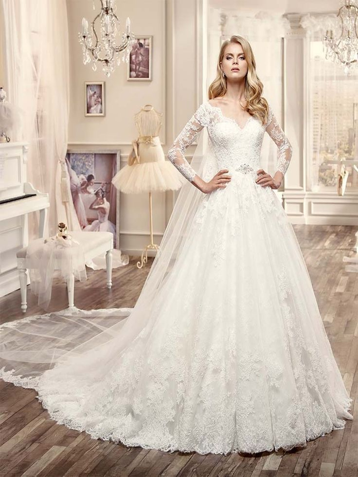 #NicoleSpose #Hannah a beautifully embellished wedding gown with #sleeves #weddingdress #prudencegowns #DressingYourDreams #Plymout h #Exeter #Devon #Cornwall