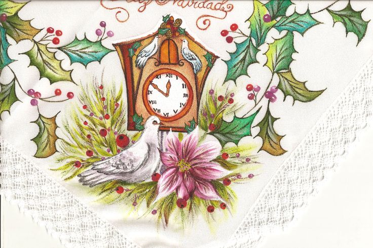 Pintura en tela navidad mis manualidades - Pintura en tela motivos navidenos ...