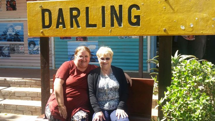 Welcome to Darling, darling ;)  It is not an endearment, it is a town.  See my boards for one all about this little gem.