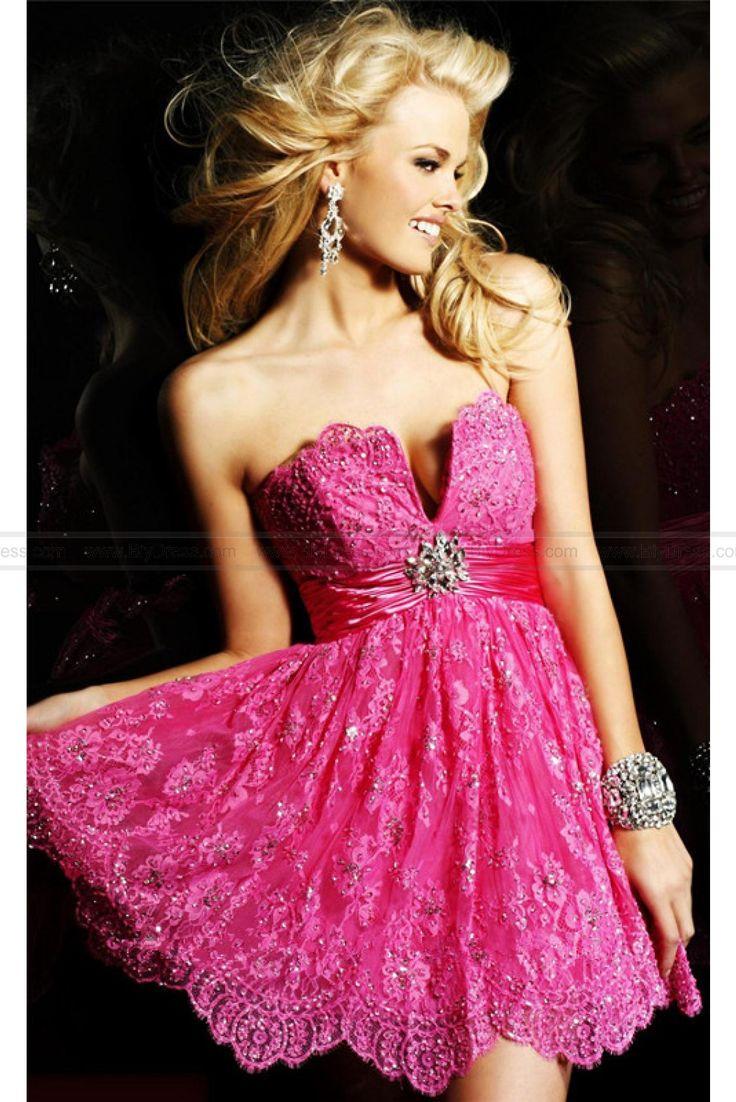 Mejores 77 imágenes de Prom Dress en Pinterest | Vestido de baile de ...