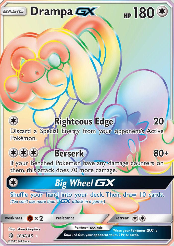 Pokemon - Pokémon - Drampa