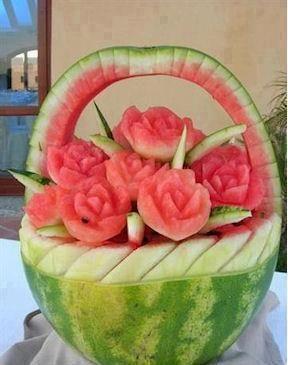 Watermellon art.