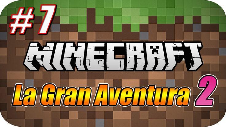 Minecraft - La Gran Aventura 2 - Capitulo 7 - El Día de la Vaca y La Arm...