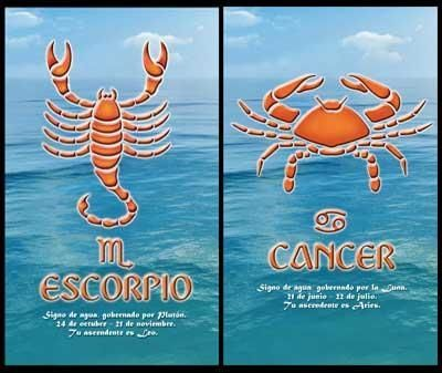 Scorpio_Cancer:-Cancer man and Scorpio woman both can have many common traits as they both are water signs. They both are… http://ibeebz.com