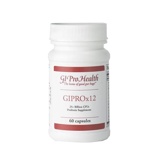 A high-potency, hypoallergenic blend of 12 certified probiotic species offers the most complete spectrum of microorganisms in the GI ProHealth line. Designed for individuals who require significantly higher amounts of several probiotics