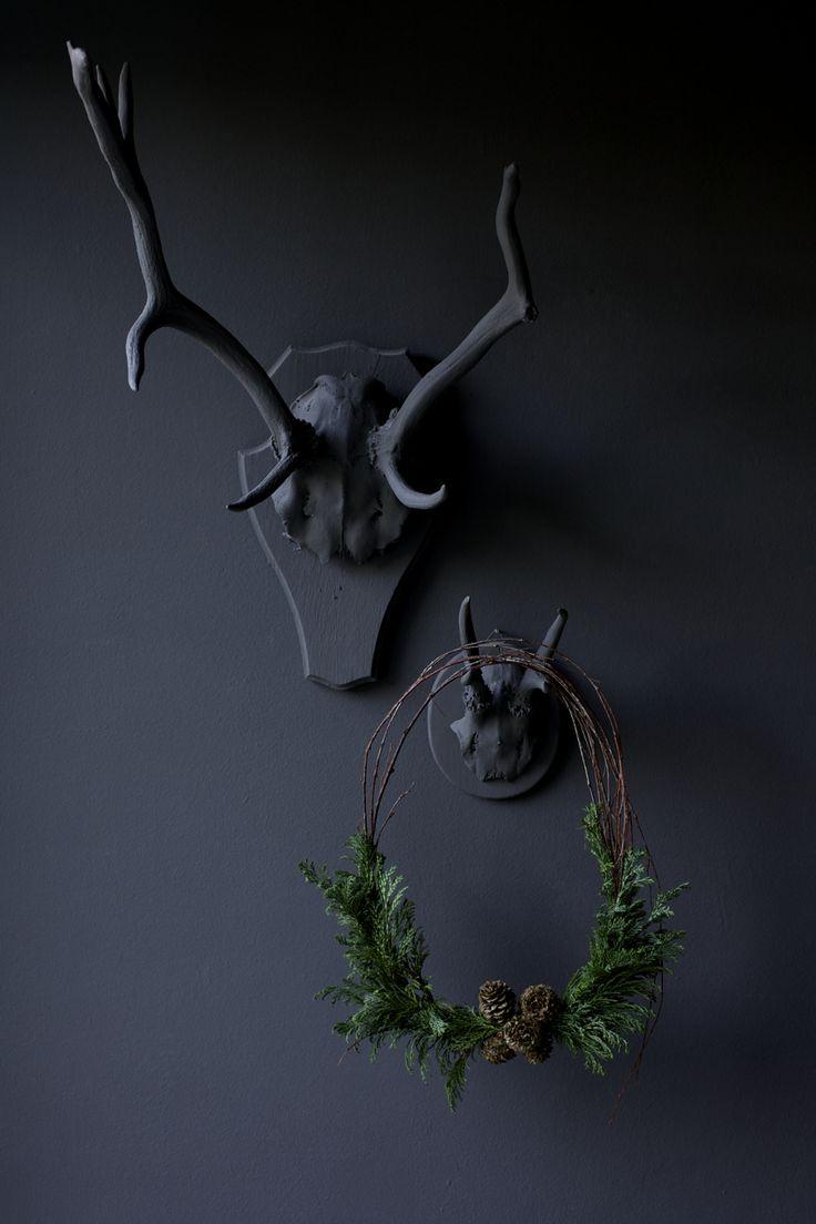25 couronnes de Noël naturelles pour revenir à l'essentiel - C'est bientôt Noël: