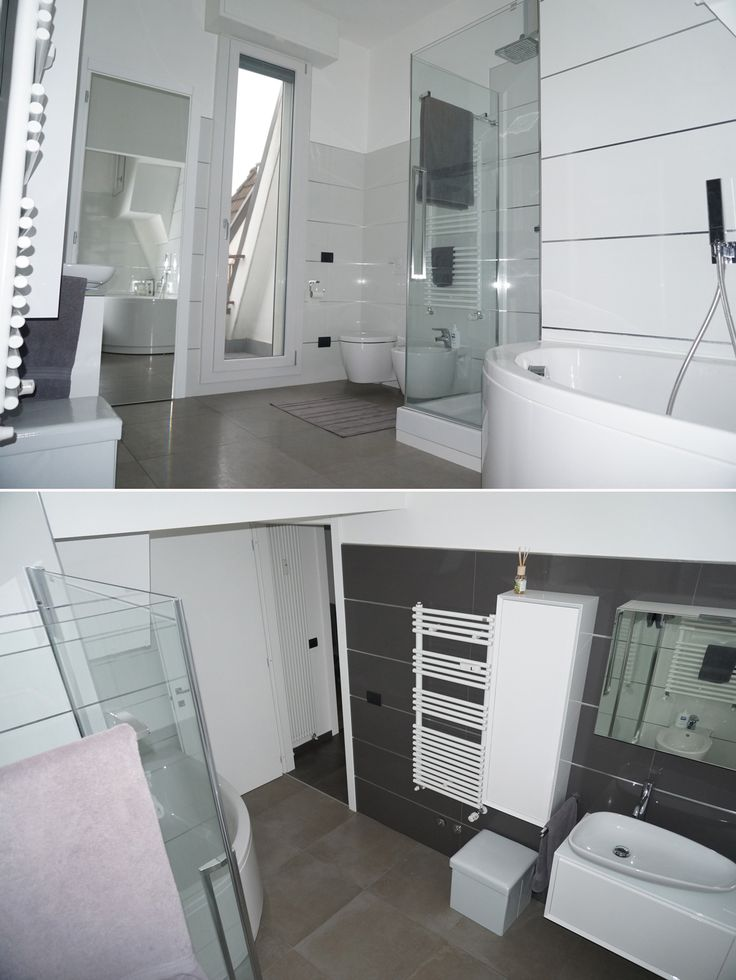 oltre 25 fantastiche idee su grande vasca da bagno su pinterest ... - Arredo Bagno Angolare