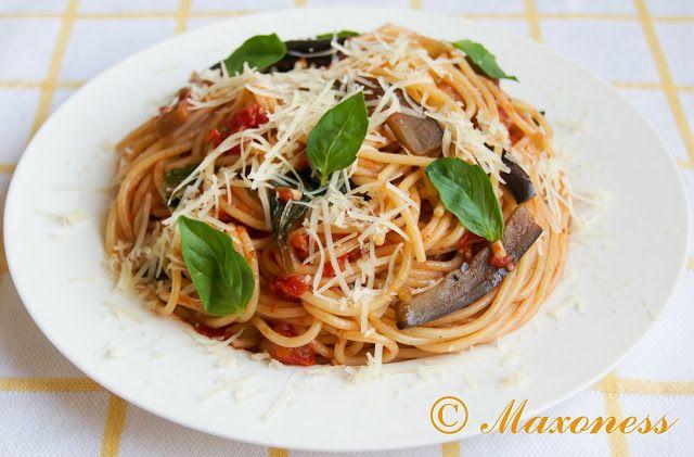 Паста «Норма» от Джейми Оливера. Итальянская кухня.