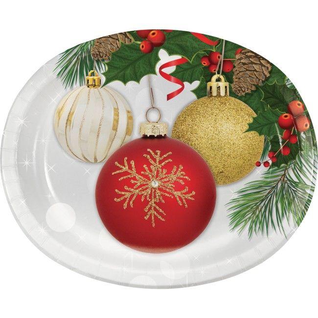 Christmas Tableware Party Packs