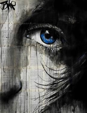 "Saatchi Art Artist Loui Jover; Drawing, ""so"" #art"