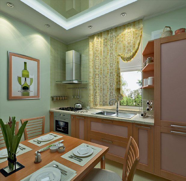 Идея кухни