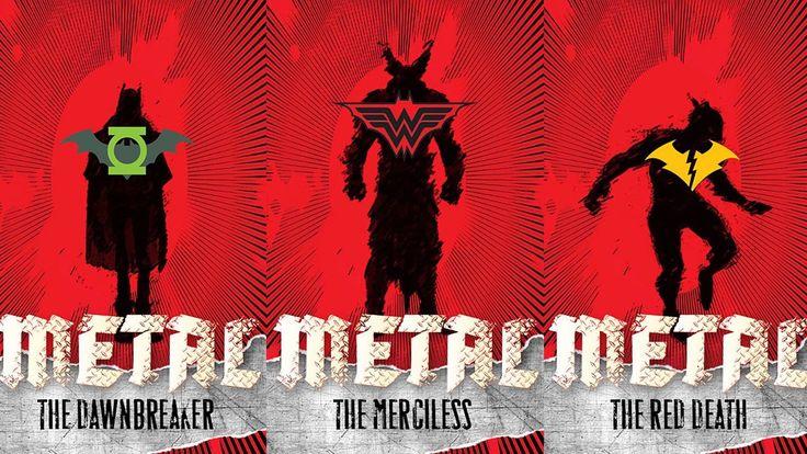 Seven evil alternate-universe Batmans are coming to mess with the DC Universe https://www.polygon.com/comics/2017/6/16/15819114/dark-night-knight-metal-evil-batman?utm_campaign=crowdfire&utm_content=crowdfire&utm_medium=social&utm_source=pinterest